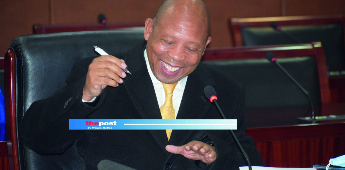 Ministers declare assets
