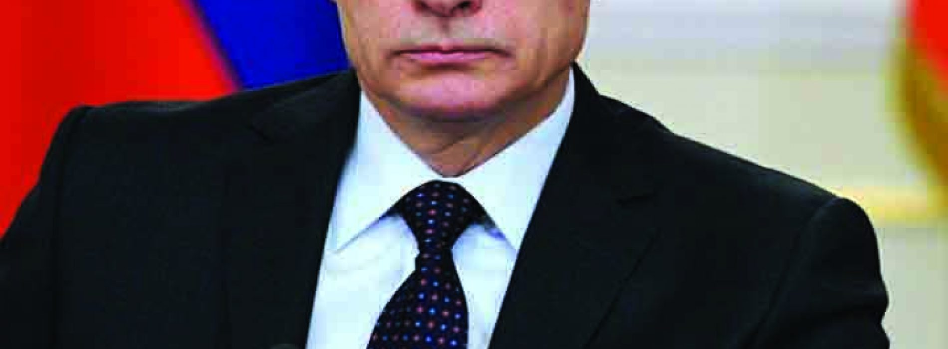 Vladimir Putin's plea