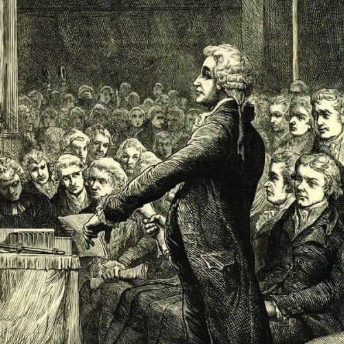 Why Edmund Burke still matters