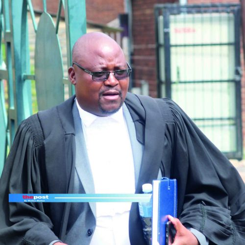 Top lawyer speaks on judges' appointment