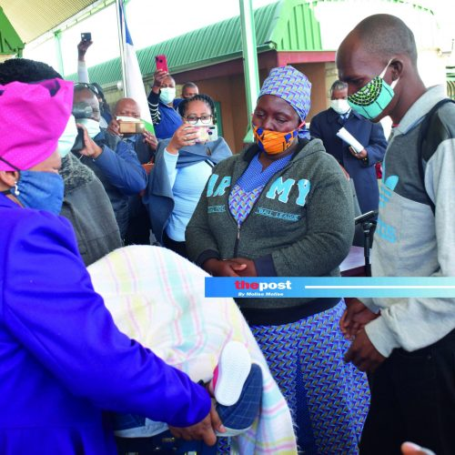 Stolen baby  reunited with family