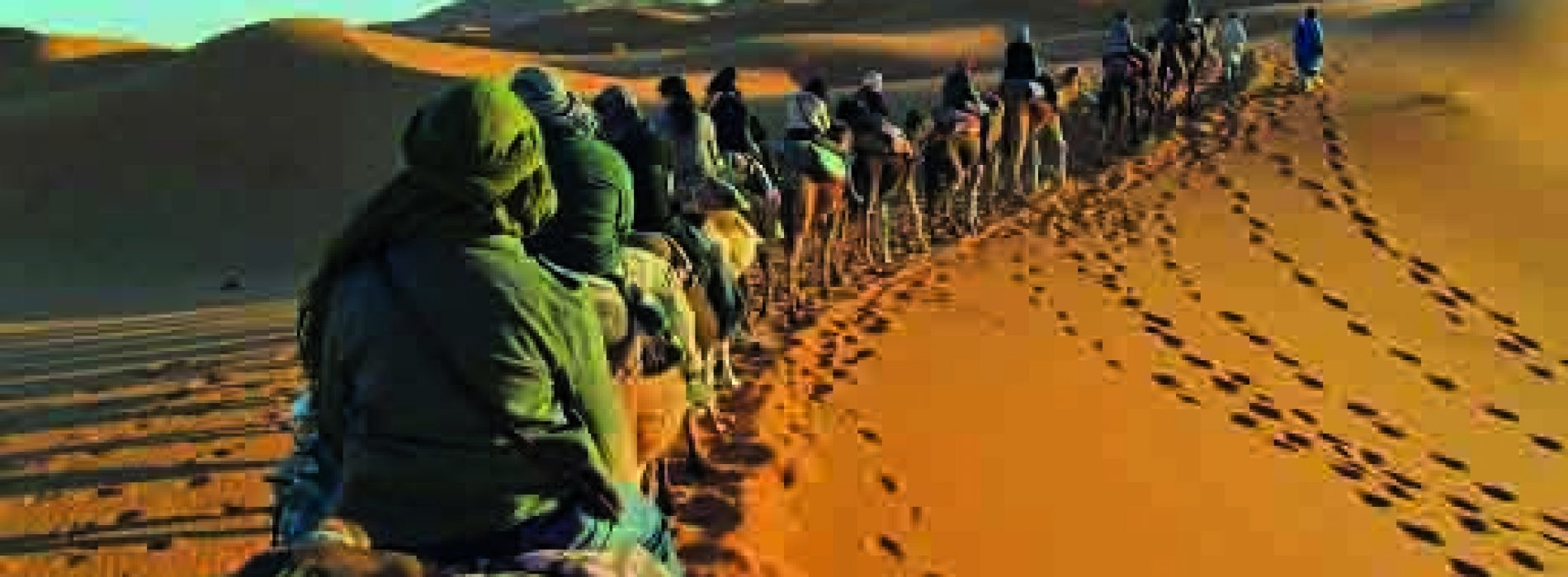 Driving across the Sahara – Part 2