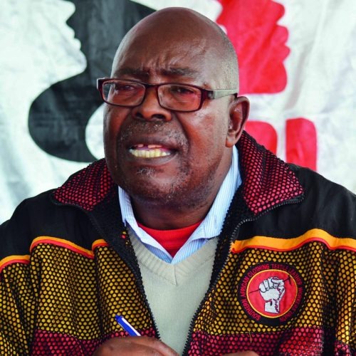 Farewell stalwart of workers' rights