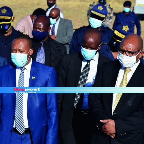 Majoro sets up crack team to fight crime