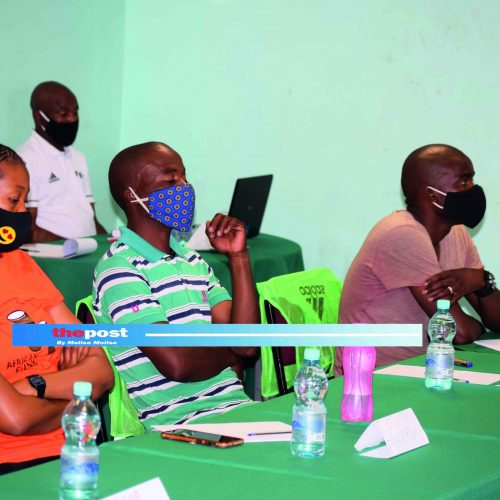 LEFA hosts intermediary course for referees