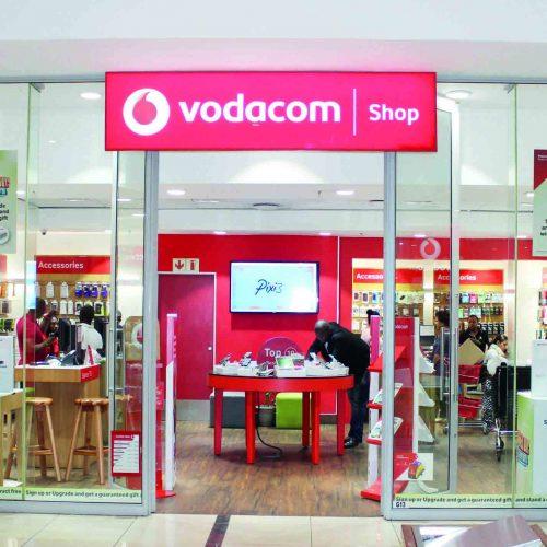 How Vodacom  defends itself