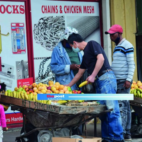 Vendors on the brink
