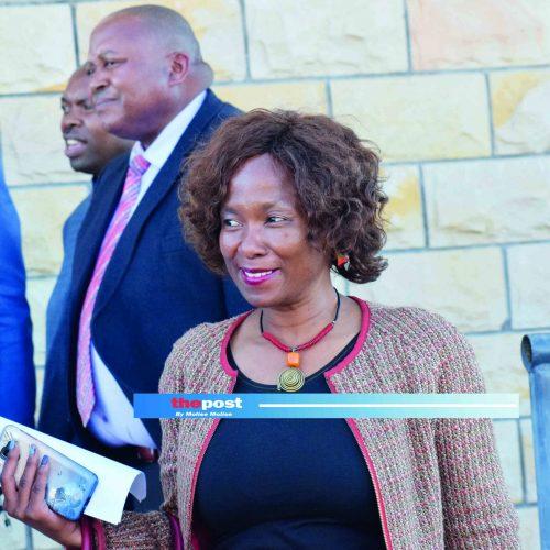 MEC's deputy leader talks tough