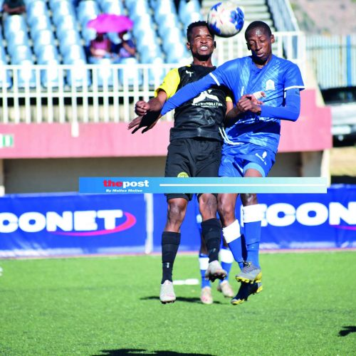 Matlama, Bantu maintain perfect starts