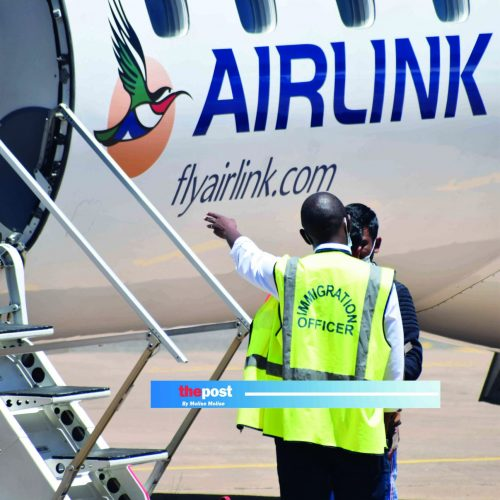 Four foreigners deported