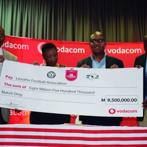 Vodacom deal launched