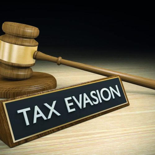 Two directors charged with tax evasion