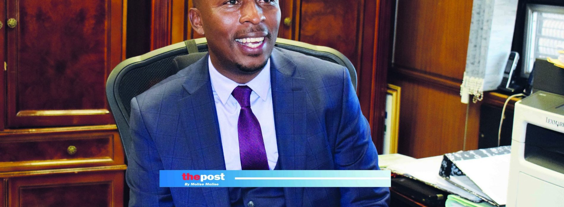 Suspended DCEO boss says he's broke