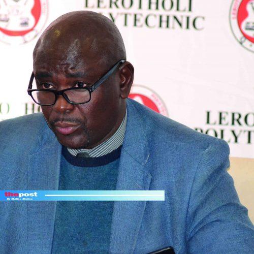 Covid-hit Lerotholi Polytechnic shut down