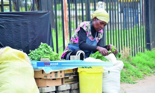 Street vendors fear the worst