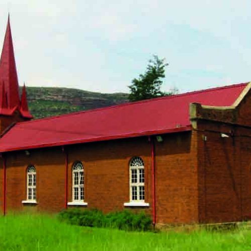 Church and politics in Lesotho