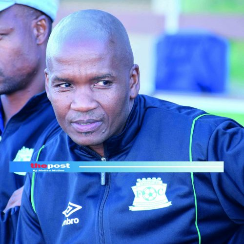 Lehohla vows to end trophy drought