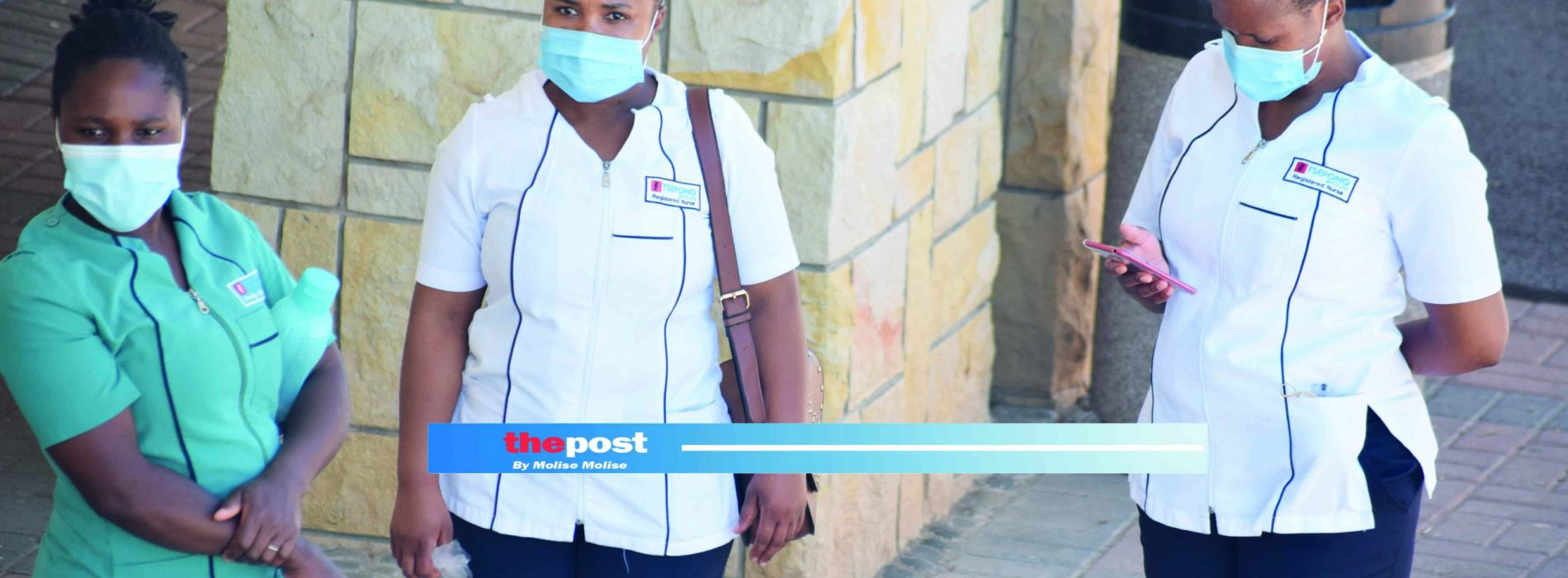 Hospital  support  staff join strike