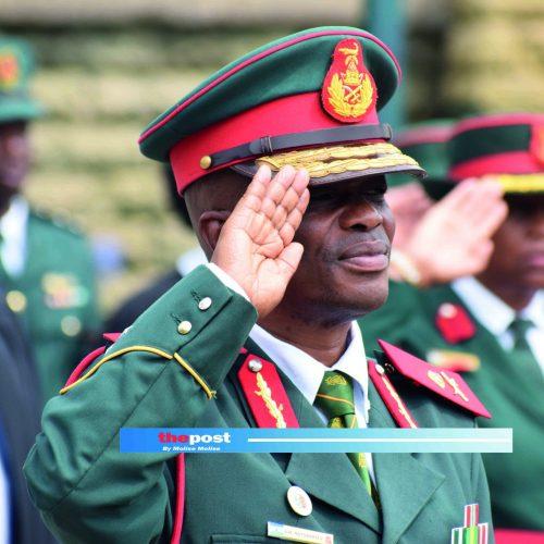 Army warns criminals