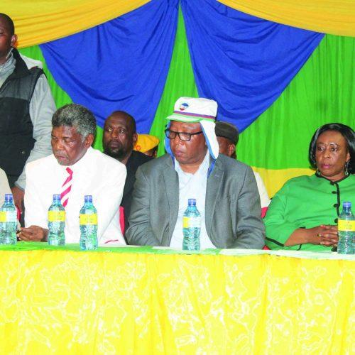 Coalition politics are bad for development