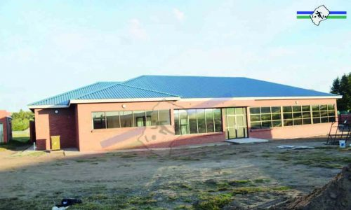 Upgrade at Bambatha arena nears completion