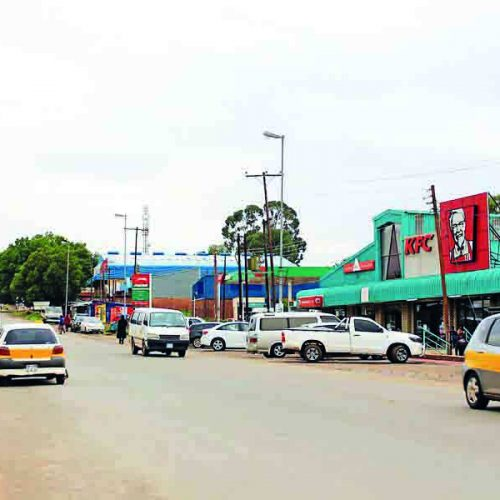 The ugliest town in Lesotho