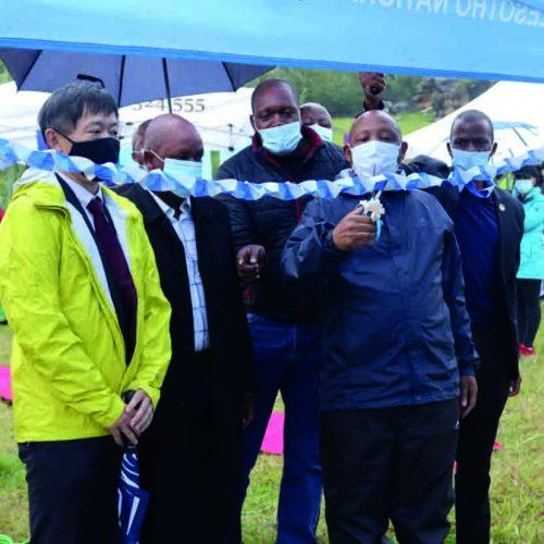 Ending Lesotho's water woes