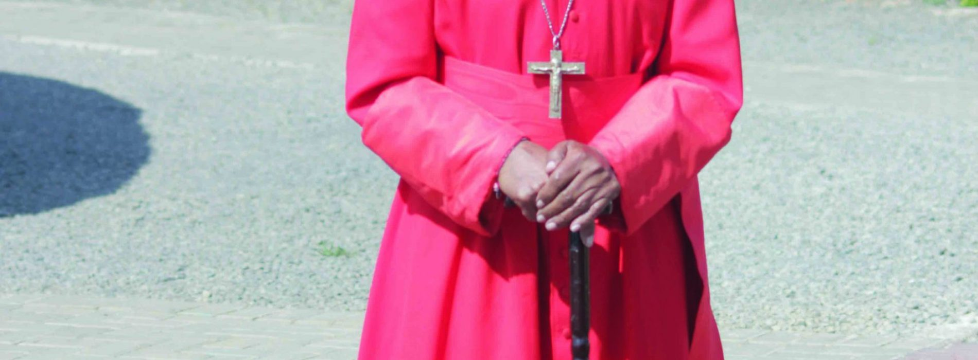 Tributes pour in for Cardinal Khoarai