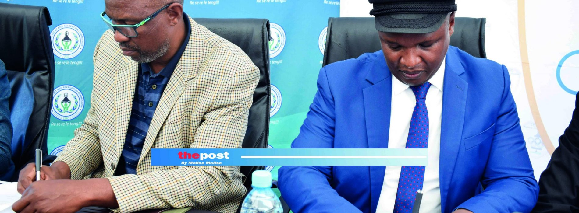 Olympic Committee, Sports Commission ink deal