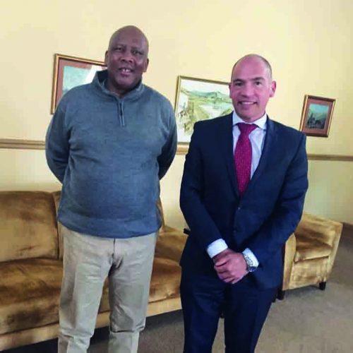 Lesotho's assets face seizure