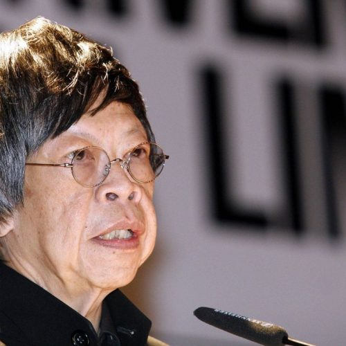 Dr Lim Kok Wing mourned