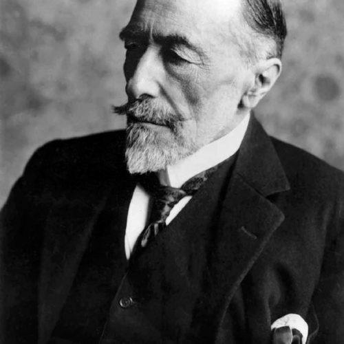 Is Joseph Conrad racist?