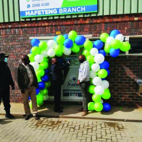 Naleli Funeral opens branch in Mafeteng