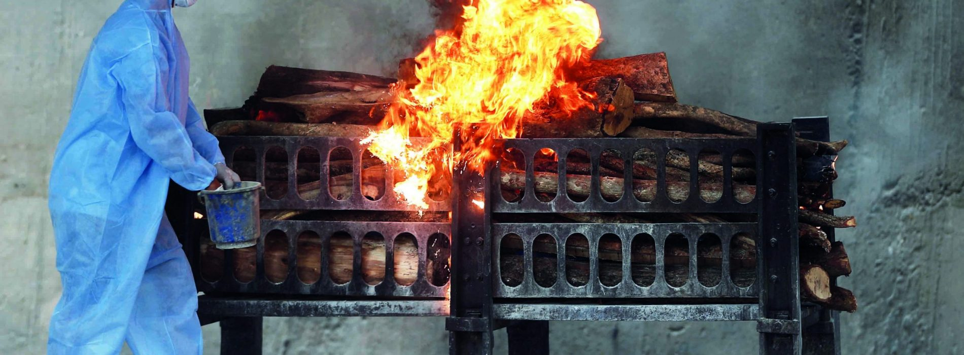 Cremations: ashes to ashes