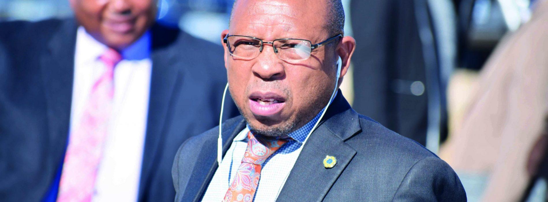 Lesotho's M855  million mess