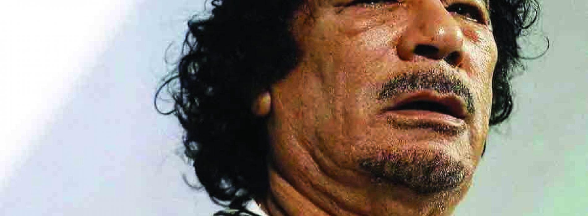 Colonel Gaddafi's Libya (and mine): Part 1