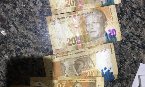 Beware of SA stained notes