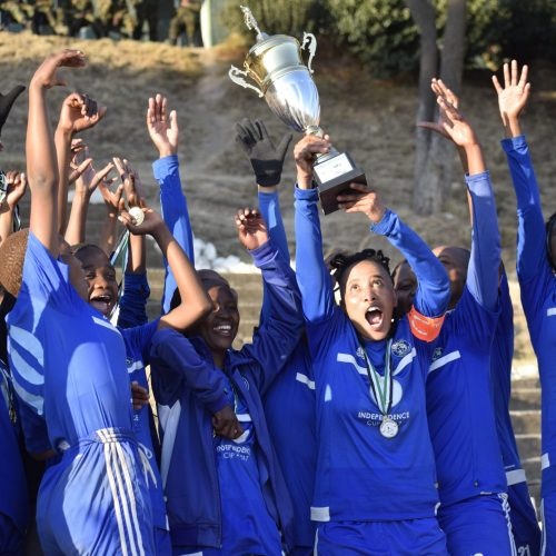 End of dream for LDF Ladies