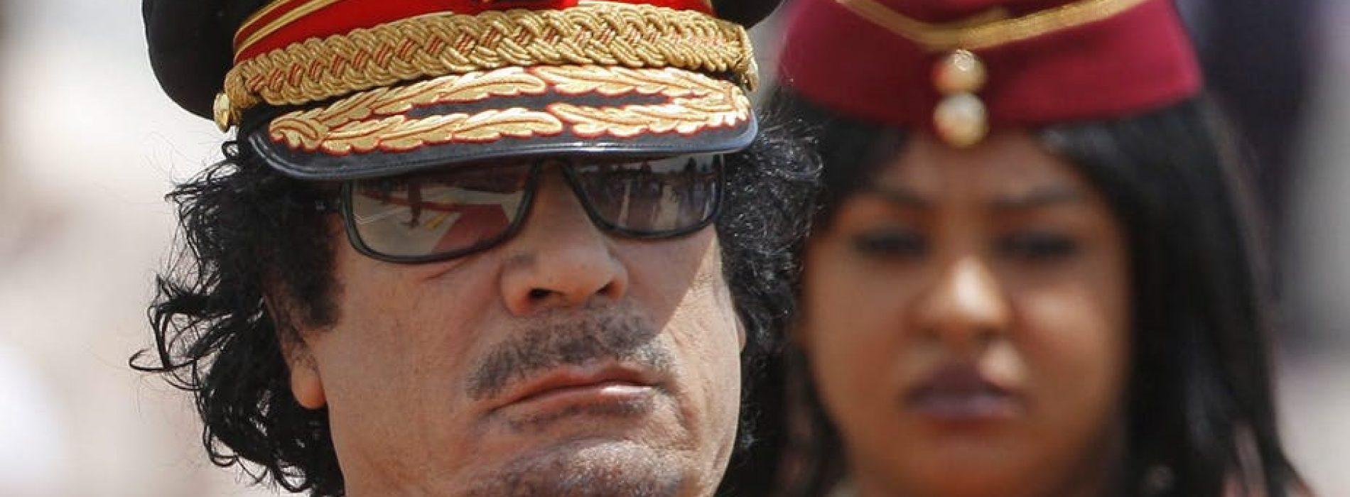 Colonel Gaddafi's Libya (and mine): Part 5