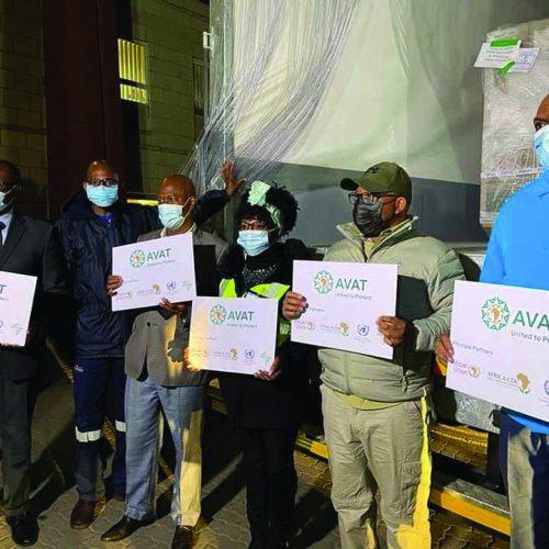 Majoro sets  vaccination target