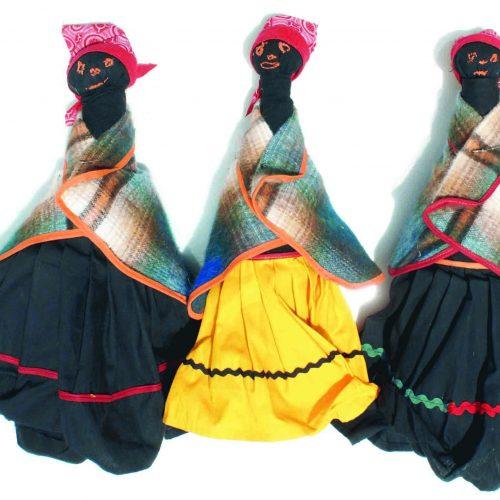 Mr Softie's dolls