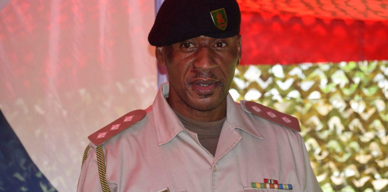 Three criminals nabbed in barracks
