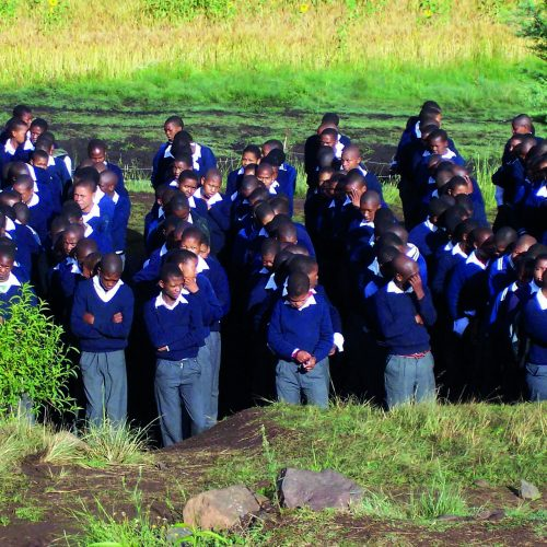 Students run amok in Quthing
