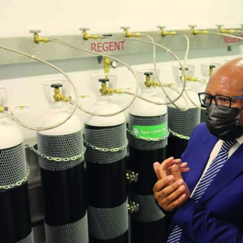 Lesotho to generate its own oxygen