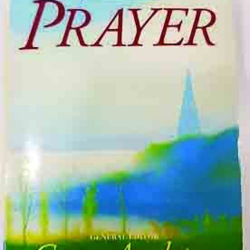 The pocket Oxford Book  of Prayer:  A review