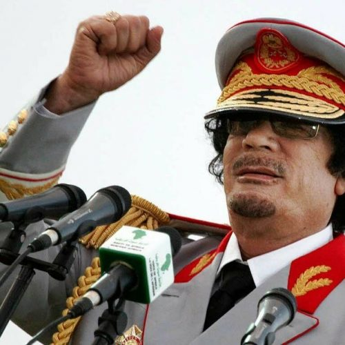 Gaddafi's Libya (and mine): Part Nine