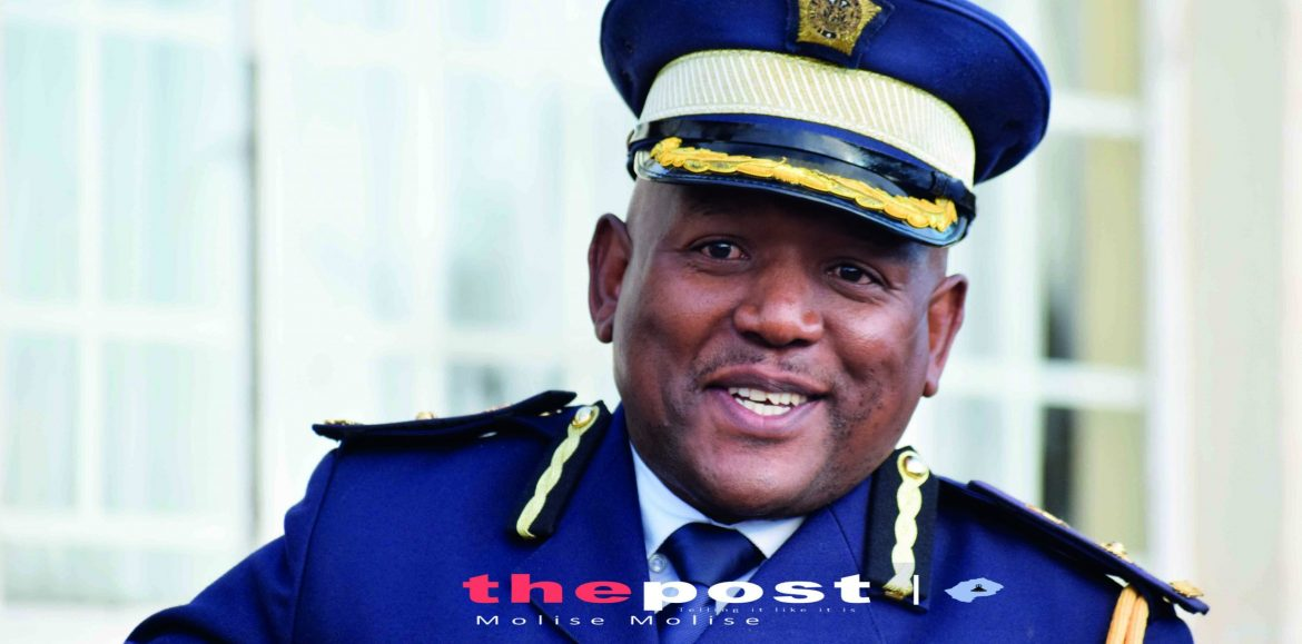 Police constable lives  in fear