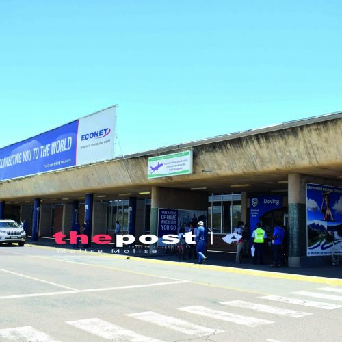 LEC switches off  airport over debt