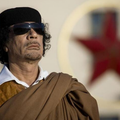 Gaddafi's Libya (and mine): Part Eight