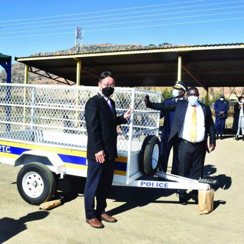 Lesotho: not yet Uhuru!